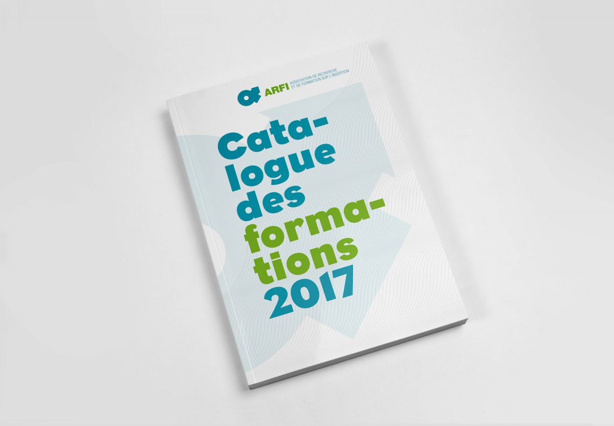 Publication Catalogue des formations de l'ARFI 2017
